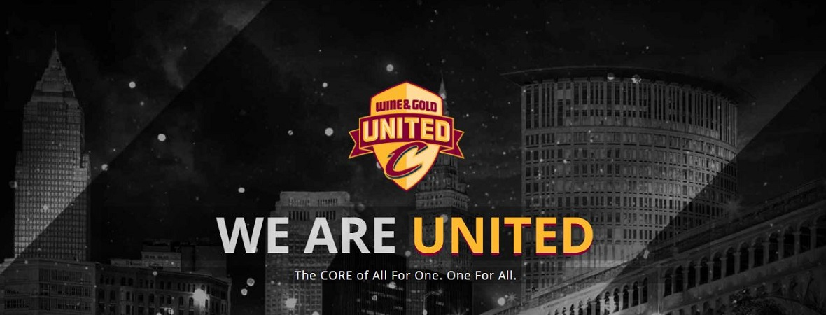Cleveland Cavaliers, Wine & Gold United