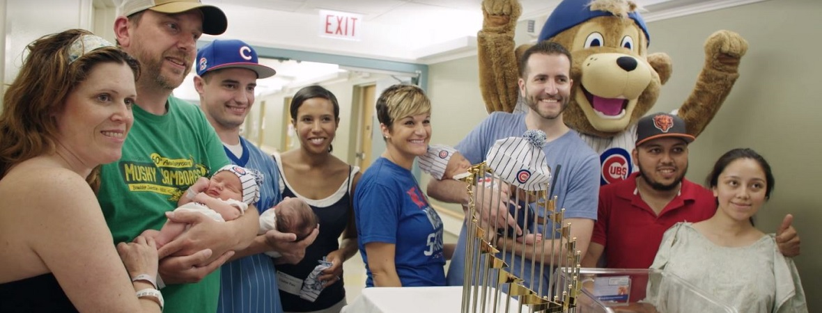 Chicago Cubs, World Champion Babies