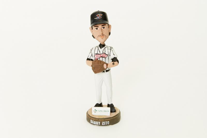 Barry Zito Bobblehead, Bleacher Report