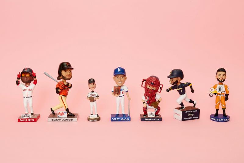 Bobbleheads, Group | Bleacher Report
